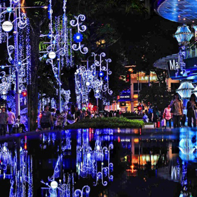 聖誕節去哪玩?這三個都市你考慮一下!