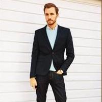 不打領帶正夯!時尚部落客Tim Melideo示範休閒西裝搭配