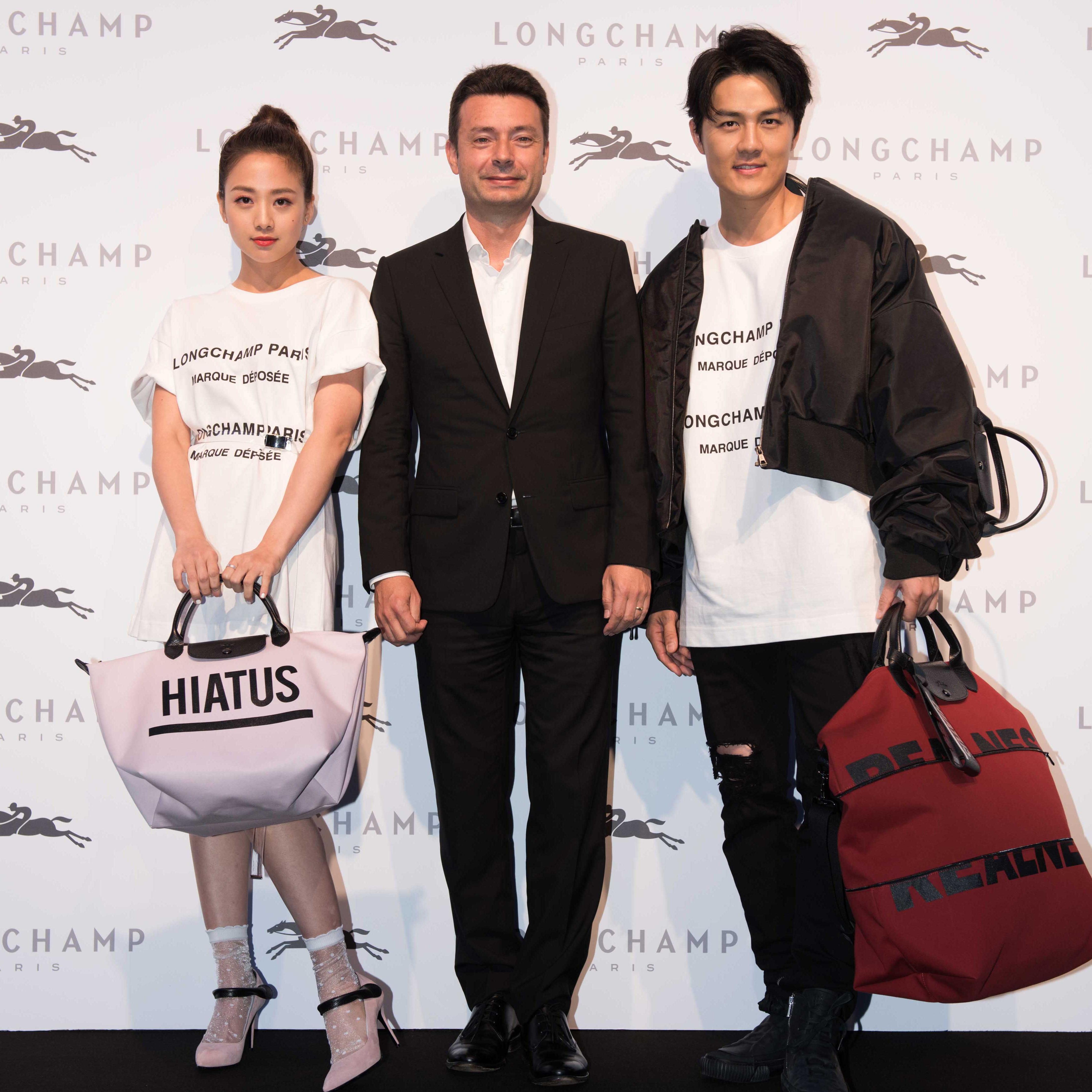 Longchamp by Shayne Oliver 聯名系列,台北 101 旗艦店獨家開賣!