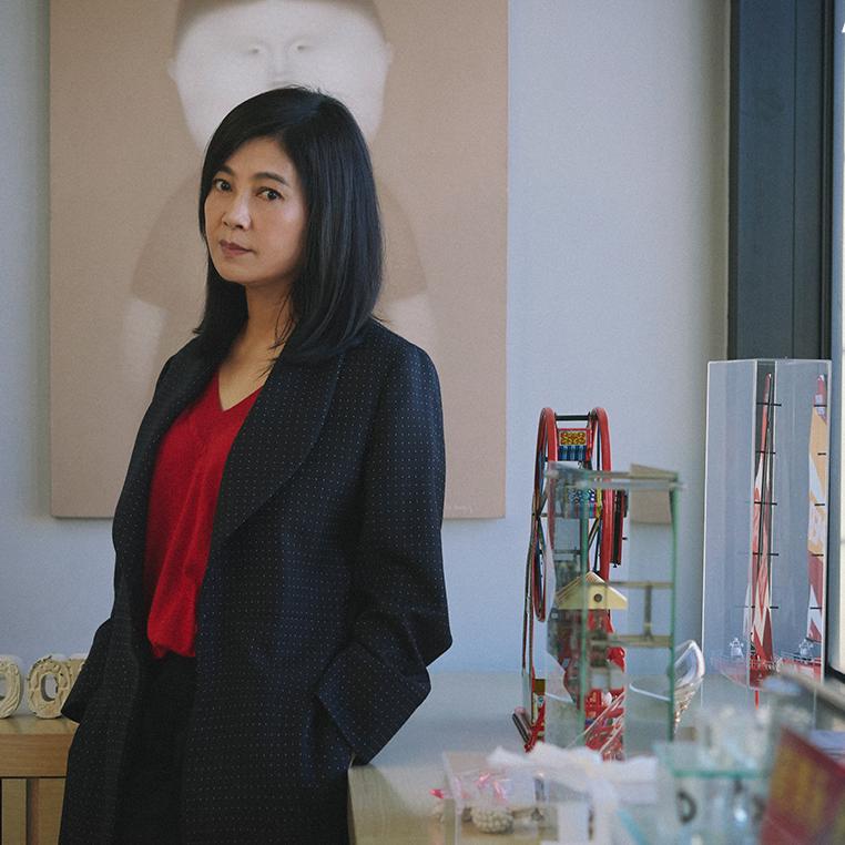 時尚教母馮亞敏:「把事情做好、管理好時間,幫助他人成就夢想,才是『品味』最重要的意義。」