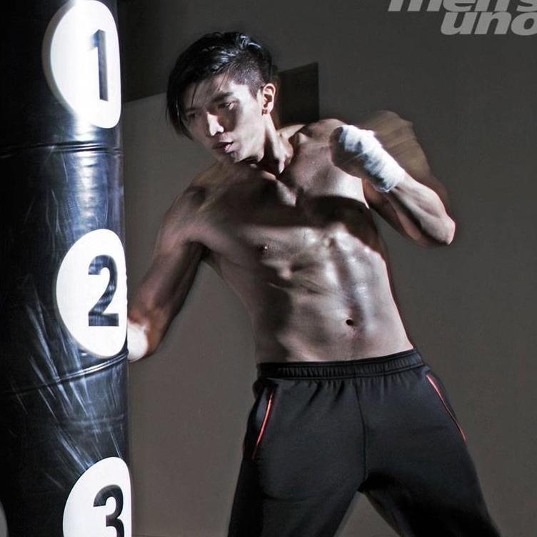 肌肉男戰鬥課程-KIMAX訓練術(KIMAX TRAINING)