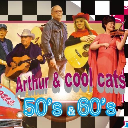 「原汁原味」的 50、60 年代西洋經典歌曲!亞瑟時間-酷貓音樂留聲機:Memory Lane 西洋懷念旋律慈善演唱會