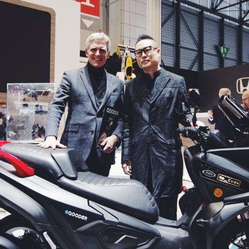 <p>汽車工業 X 奢華時裝!TOD'S 與 QOODER 跨領域合作,打造全電動限量版車款系列及全新鞋履系列</p>