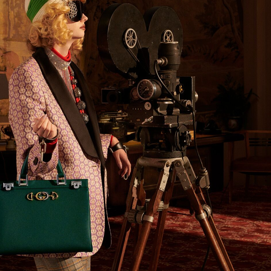 Gucci 2019 春夏全新「Gucci Zumi」包袋系列