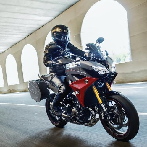 享受不同以往的駕馭感受!Yamaha 頂級跑旅 TRACER 900 GT 全新登場