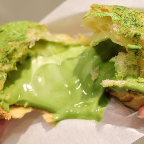 <p>5 種派皮任你挑!beard papa 與日本抹茶名店 nana's green tea 合作推出限定新口味</p>