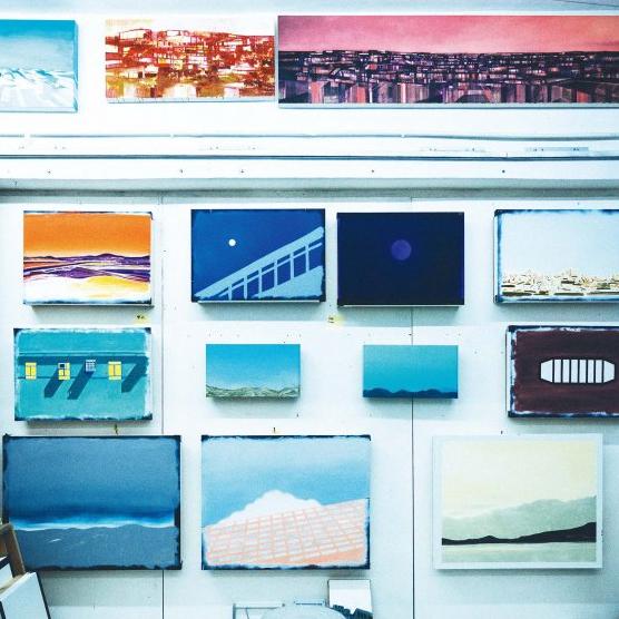 私家重地閒人免進 藝術家與他們的產地