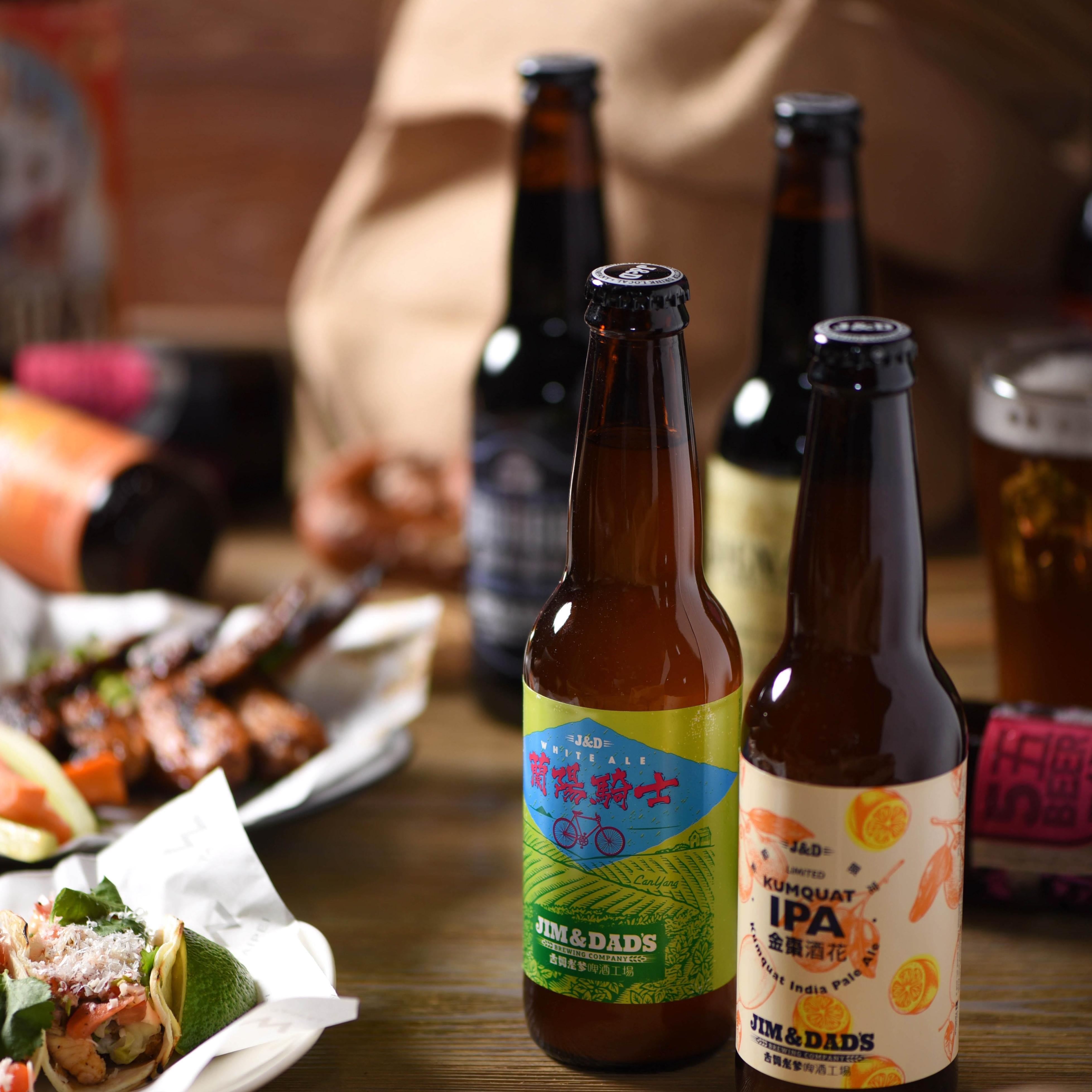 不用飛出國就能體驗海外啤酒市集!台北 W 飯店攜手精釀啤酒品牌舉辦「SUCH A BEER 啤客市集」