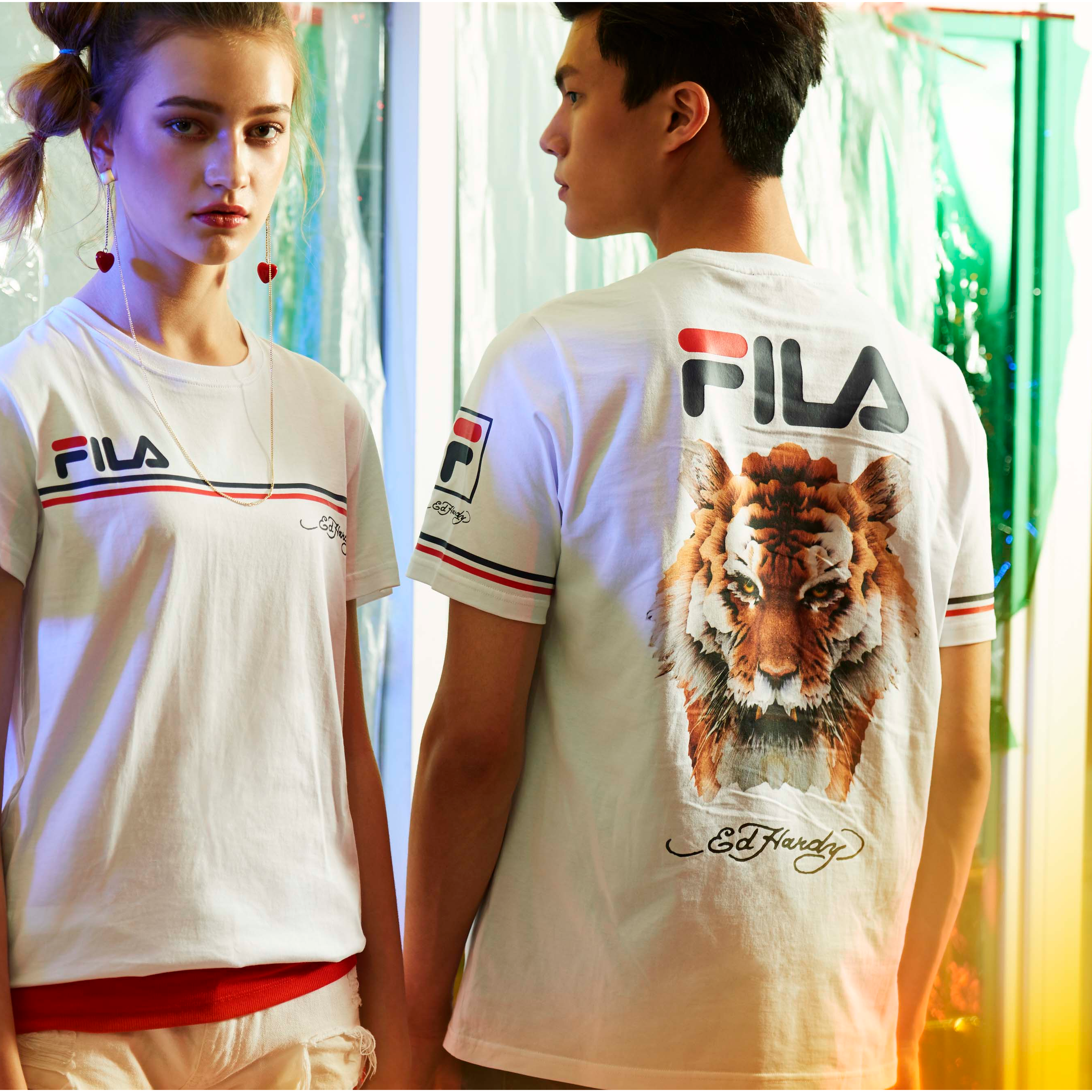 FILA X Ed Hardy 聯乘系列