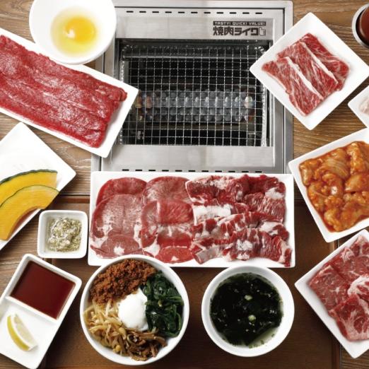 一個人也能享用美味燒肉!東京「燒肉 LIKE」四月進駐台北京站
