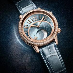 RENDEZ-VOUS MOON SERENITY約會系列月相腕錶