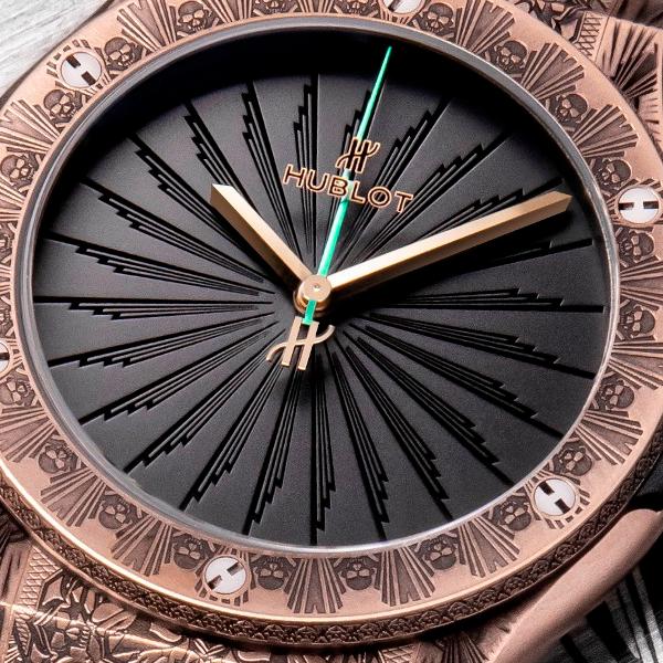 <p>HUBLOT 宇舶錶全新經典「Wild Customs」腕錶系列</p>