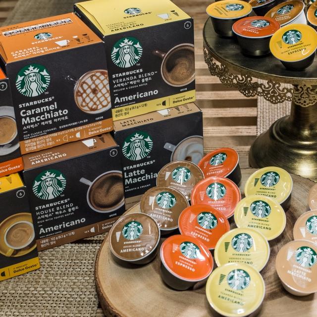 在家享受星巴克完美風味!雀巢結盟星巴克率先推出「Starbucks at Home」咖啡膠囊