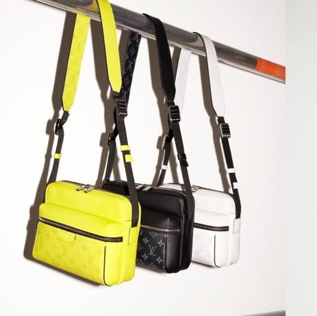 <p>夏天就要搶眼的活力顏色 Louis Vuitton Taïgarama皮具系列</p>