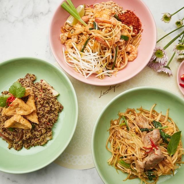 打破傳統泰食文化!曼谷潮流 Lady nara 全球海外首店正式進駐統一時代百貨