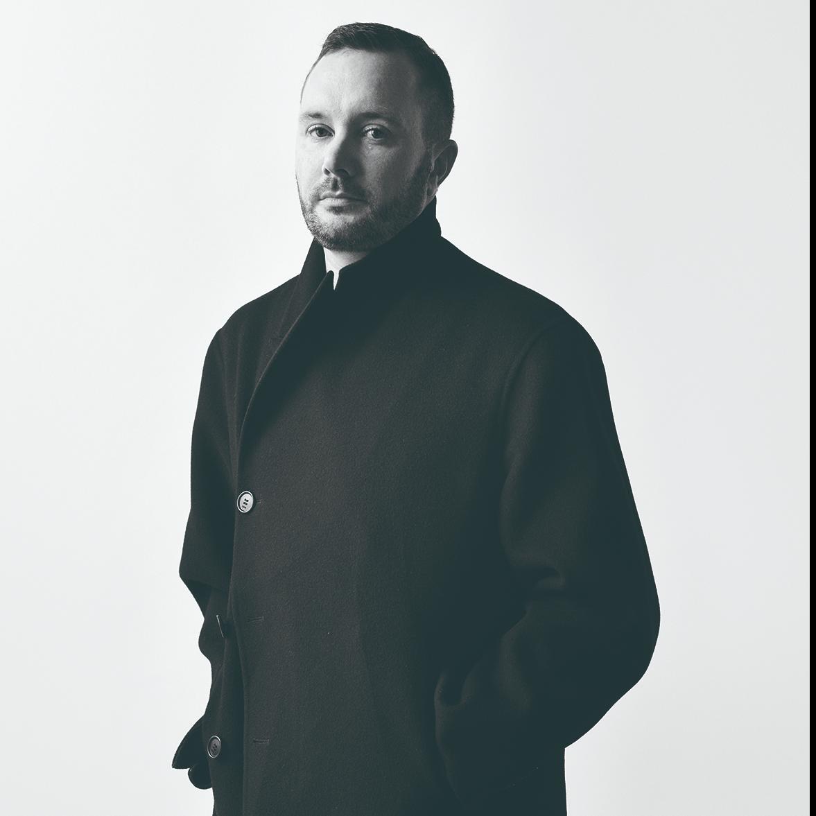 獨家專訪 Dior男裝創意總監 Kim Jones