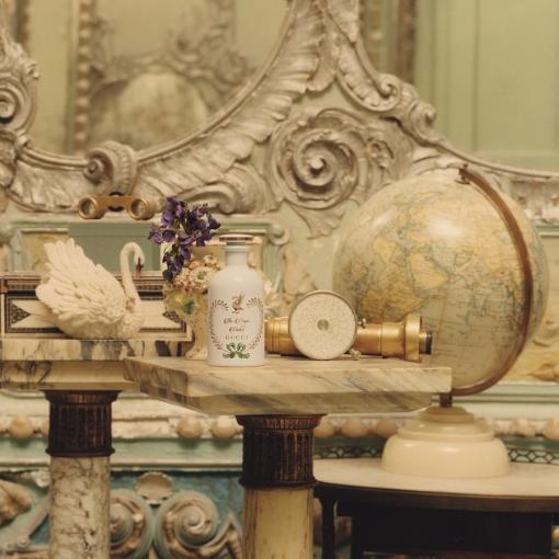 每款香氛都是一段獨特故事!Gucci 推出全新「煉金師的奇幻花園」頂級香氛系列