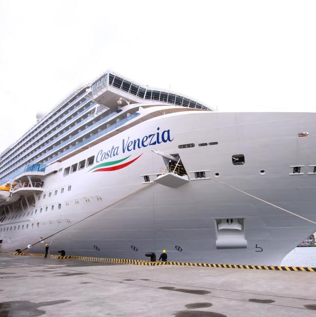 專為亞洲市場打造!斥資 250 億台幣最新 Vista 旗艦級郵輪「歌詩達郵輪威尼斯號」首度登台