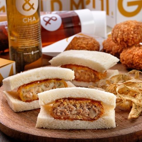 全新三明治口味搶先獨賣!「金葉名氣餅」誠品信義二號店全新開幕