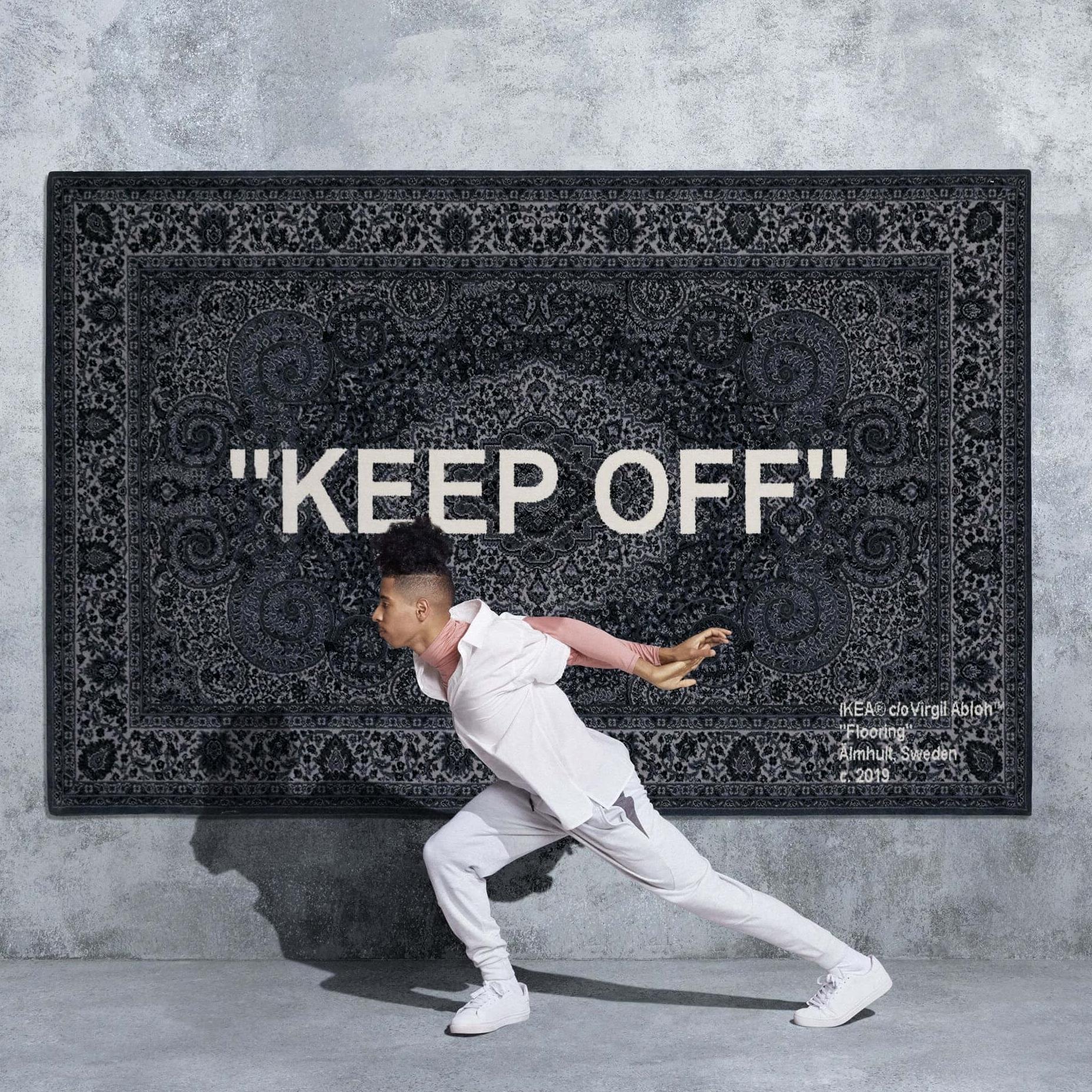 讓藝術融入生活─2019 IKEAArt Event 八款限量地毯 5/15 在台上市!