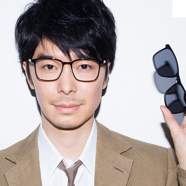 <p>是眼鏡也是墨鏡,「JINS」 邀來長谷川博己、黒田エイミ 攜手詮釋 JINS Switch 系列</p>