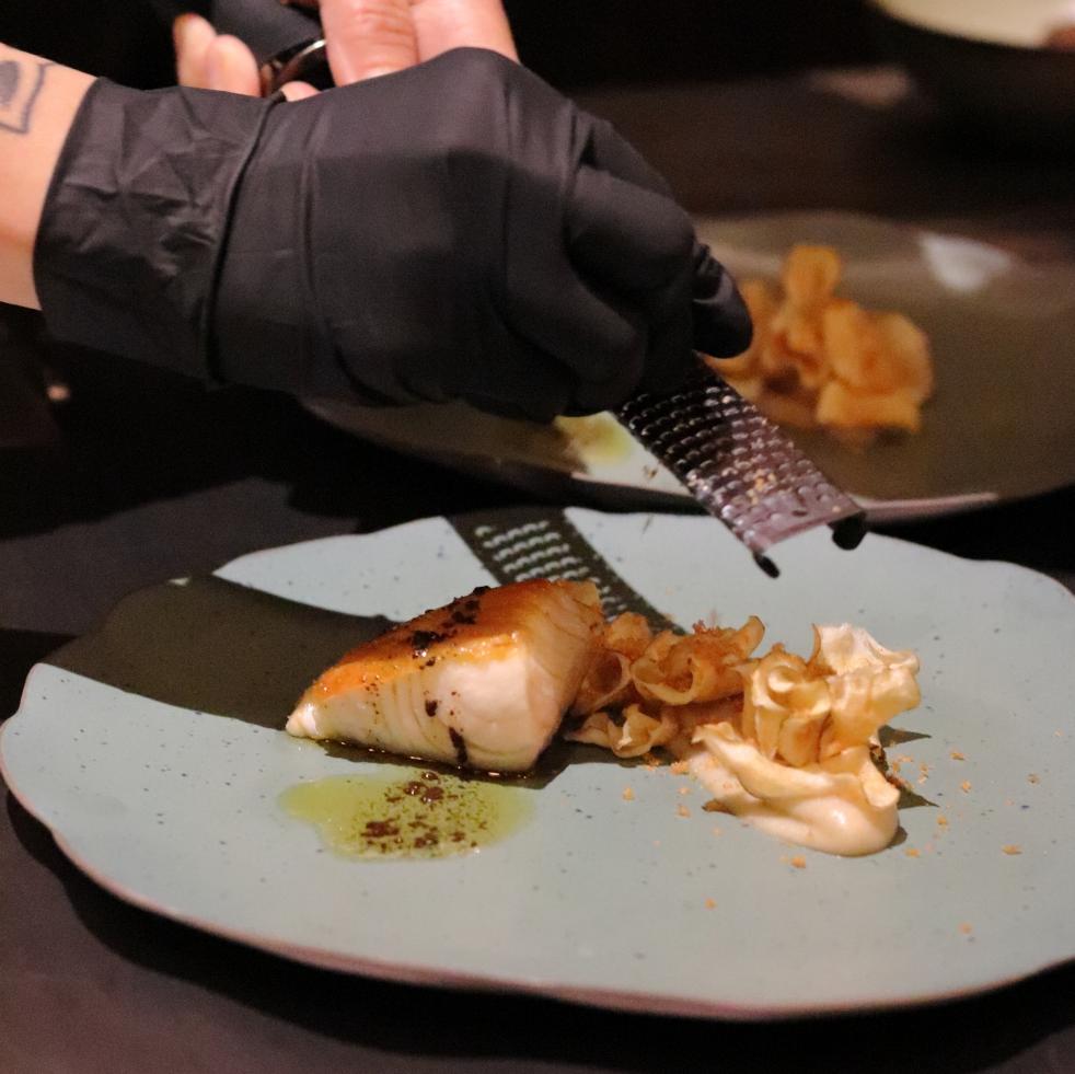 饕客朝聖之地!香港米其林三星名廚全新品牌「DAIMON‧犇 廚魔館」首次進駐台灣