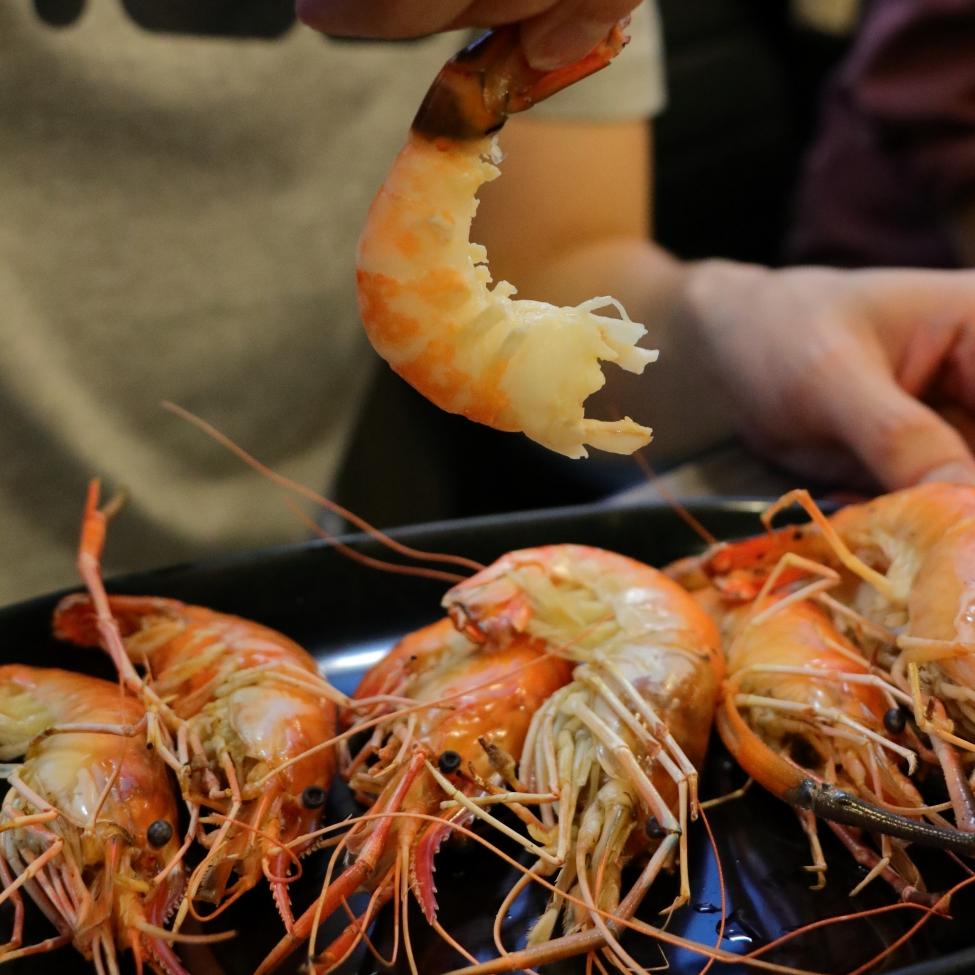 流水蝦風潮延燒台北!「泰國蝦吃到飽」餐廳進駐林口,讓你品嚐最鮮甜的美味