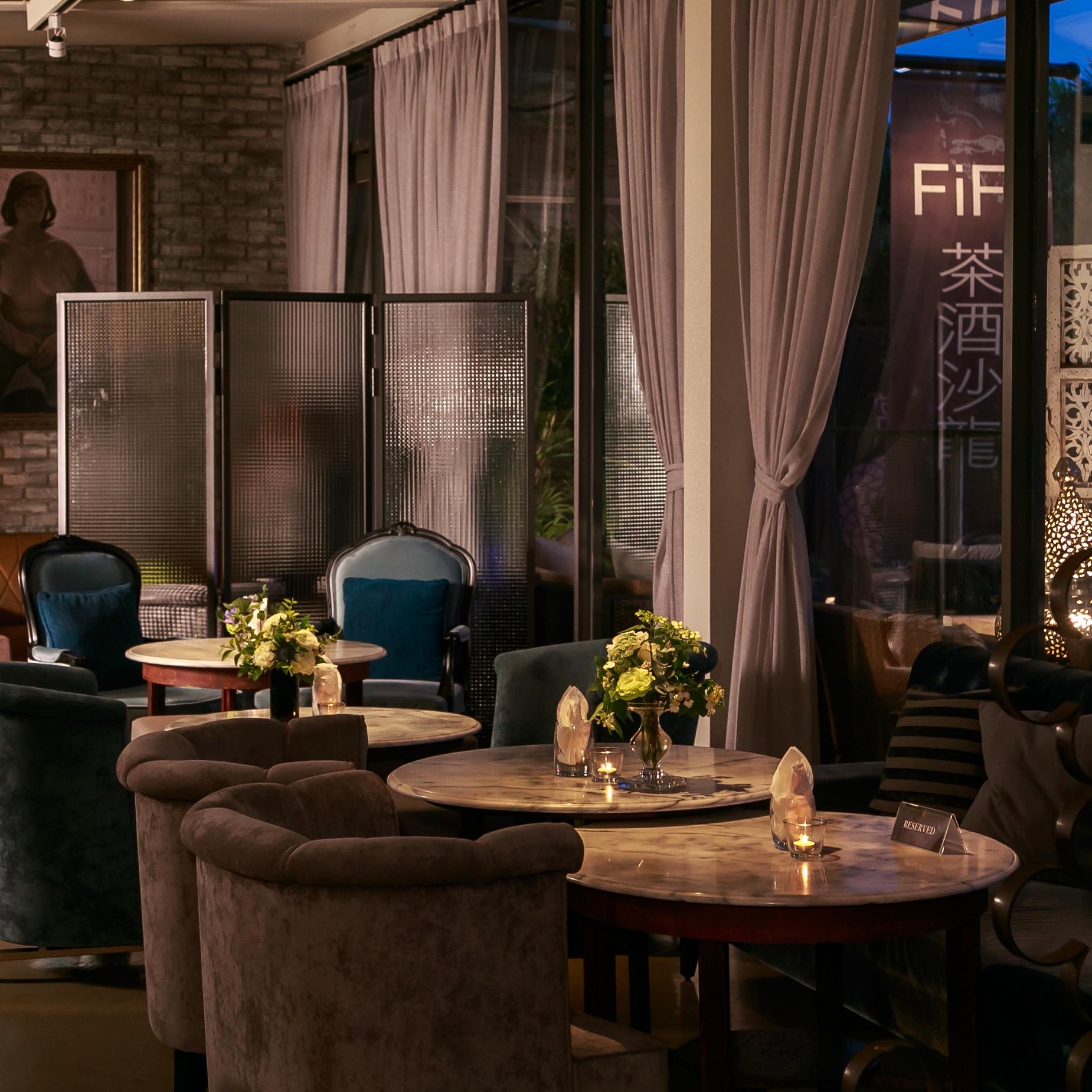 彷彿走入溫慶珠的私人住宅!「ISA HOUSE 伊莎閣樓」重新打造成隱密、溫暖的私廚餐酒館