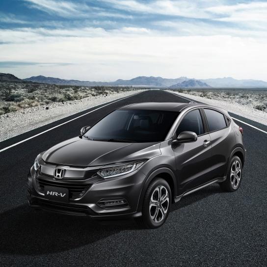 從實用與風格中達到完美平衡!Honda 跨界跑旅「All NEW HR-V」五大特色全揭露