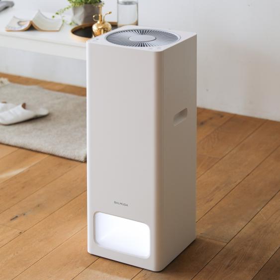 讓你安心呼吸!新一代 BALMUDA The Pure 空氣清淨機三大革新