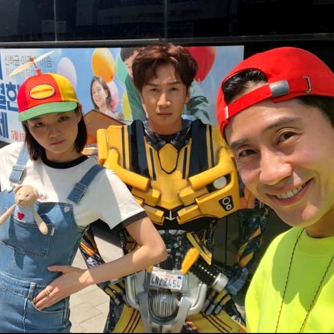 《完美搭檔》空降南韓新片票房冠軍 李光洙化身「大黃蜂」吸睛