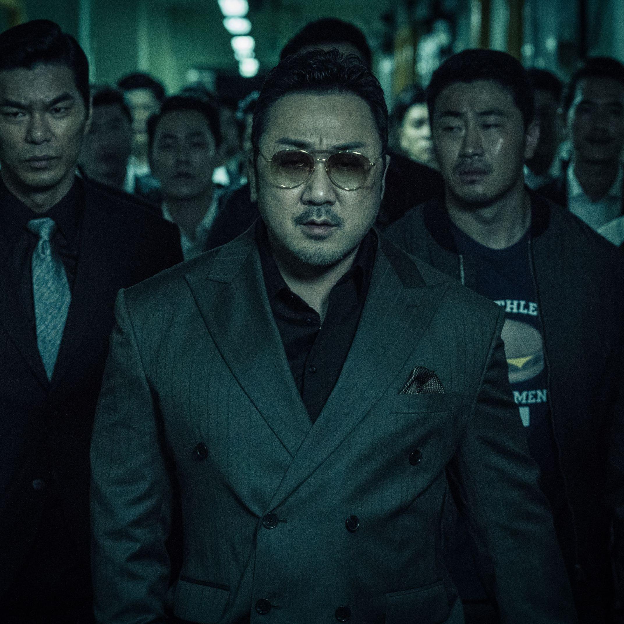 《極惡對決》亞洲地區唯一宣傳獻給台灣!地表最強悍大叔馬東石六月中來台為電影造勢