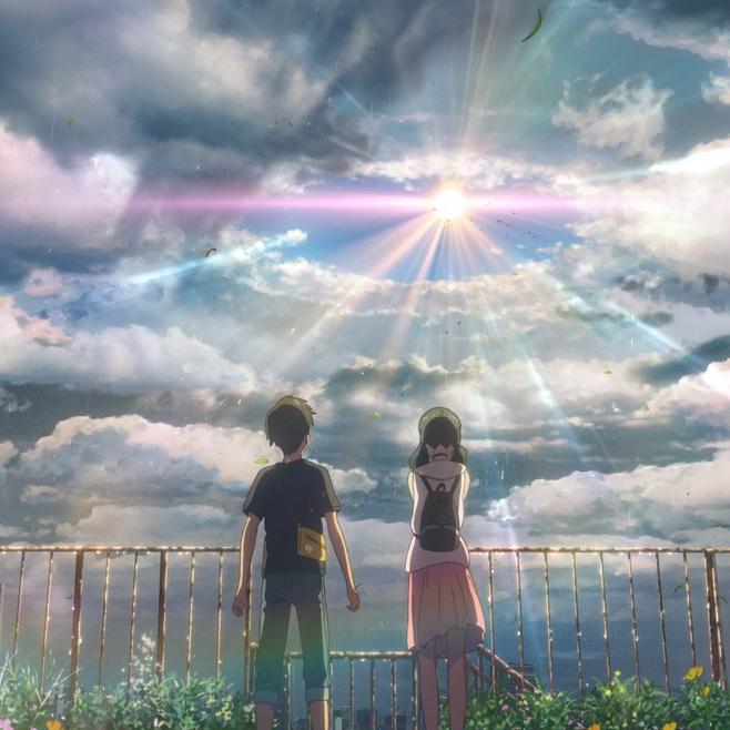 遇見能讓天空放晴的不可思議少女!新海誠全新動畫電影《天氣之子》釋出第二支預告
