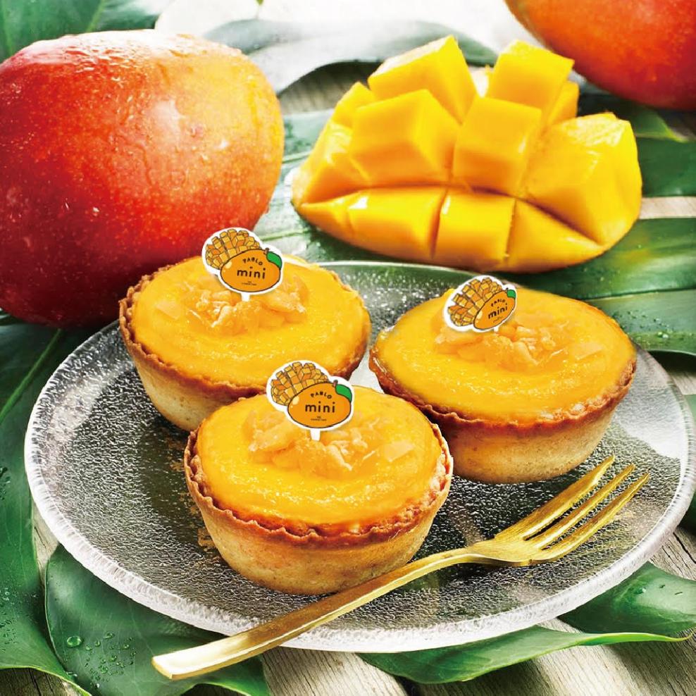季節限定芒果口味、起司新口味餅乾!PABLO 進軍台中開設第一間 PABLO mini 專賣店