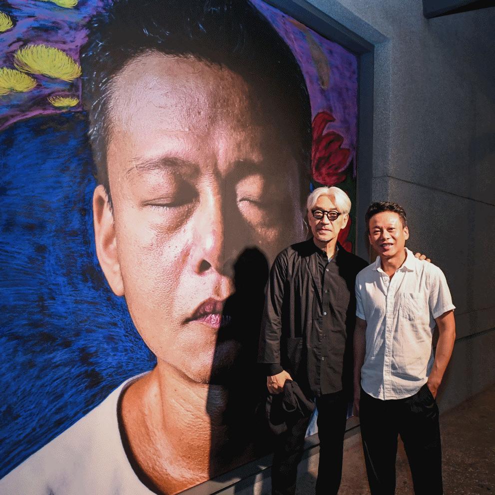 花了 20 幾年終於圓夢!導演蔡明亮、演員李康生、電影配樂大師坂本龍一共同出席映後座談