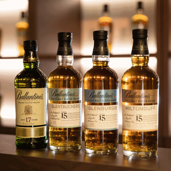 限時 5 天!百齡罈威士忌玩味體驗展,打造威士忌玩味五感體驗之旅