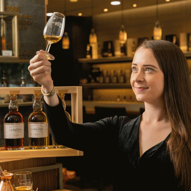 連首席調酒師都無法預測的驚喜風味!THE BALVENIE 百富推出首席調酒師典藏系列第四章