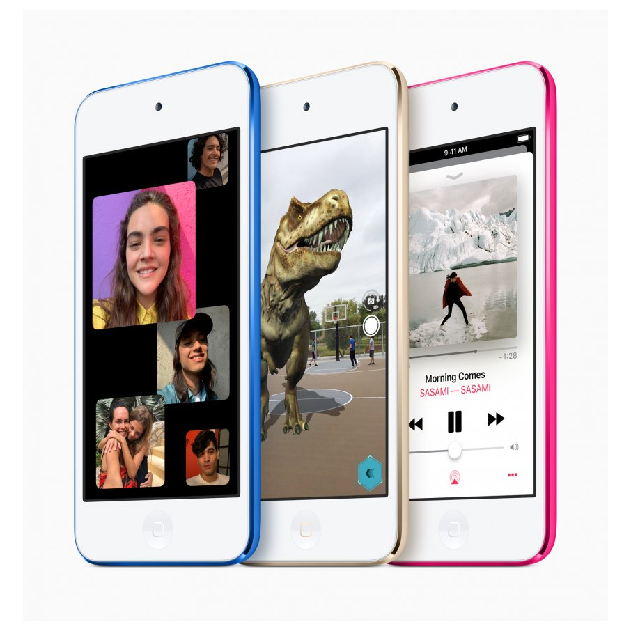 Apple iPod Touch上市!首加A10 Fusion晶片同iPhone 7Plus同等級可以Facetime!