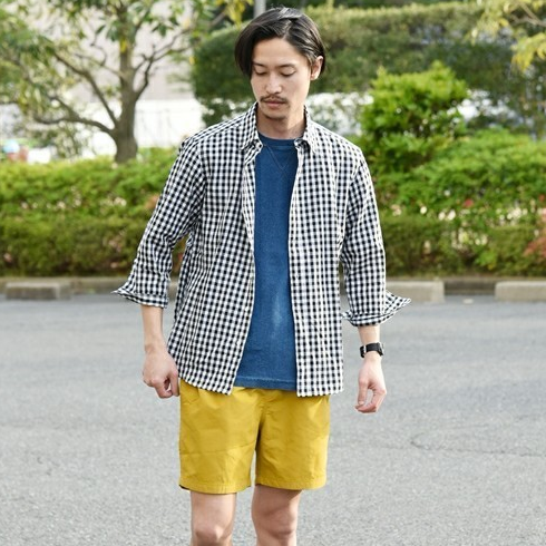 面對悶熱潮濕的天氣「短褲」即是正解!看日本男生這樣穿短褲涼爽又有型