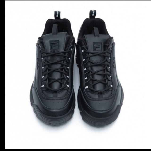 <p>用設計重塑經典|Graphpaper x FILA 聯乘合作推出「Disruptor」運動鞋履</p>