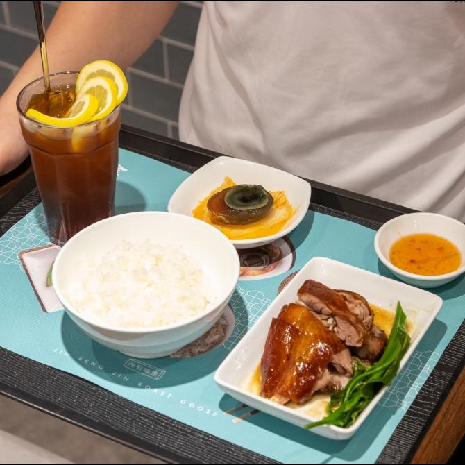 品嚐正統港味!「金鳳錦燒鵝」國宴主廚親自操刀,打造最道地、頂級的港式黃金燒鵝