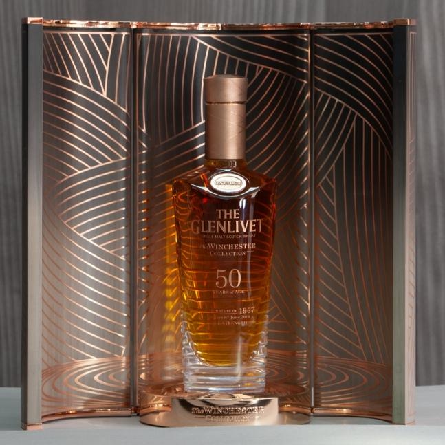 全球限量 150 瓶!格蘭利威 50 年系列第三款史詩鉅作「1967 首席釀酒師極選 50 年」磅礴上市