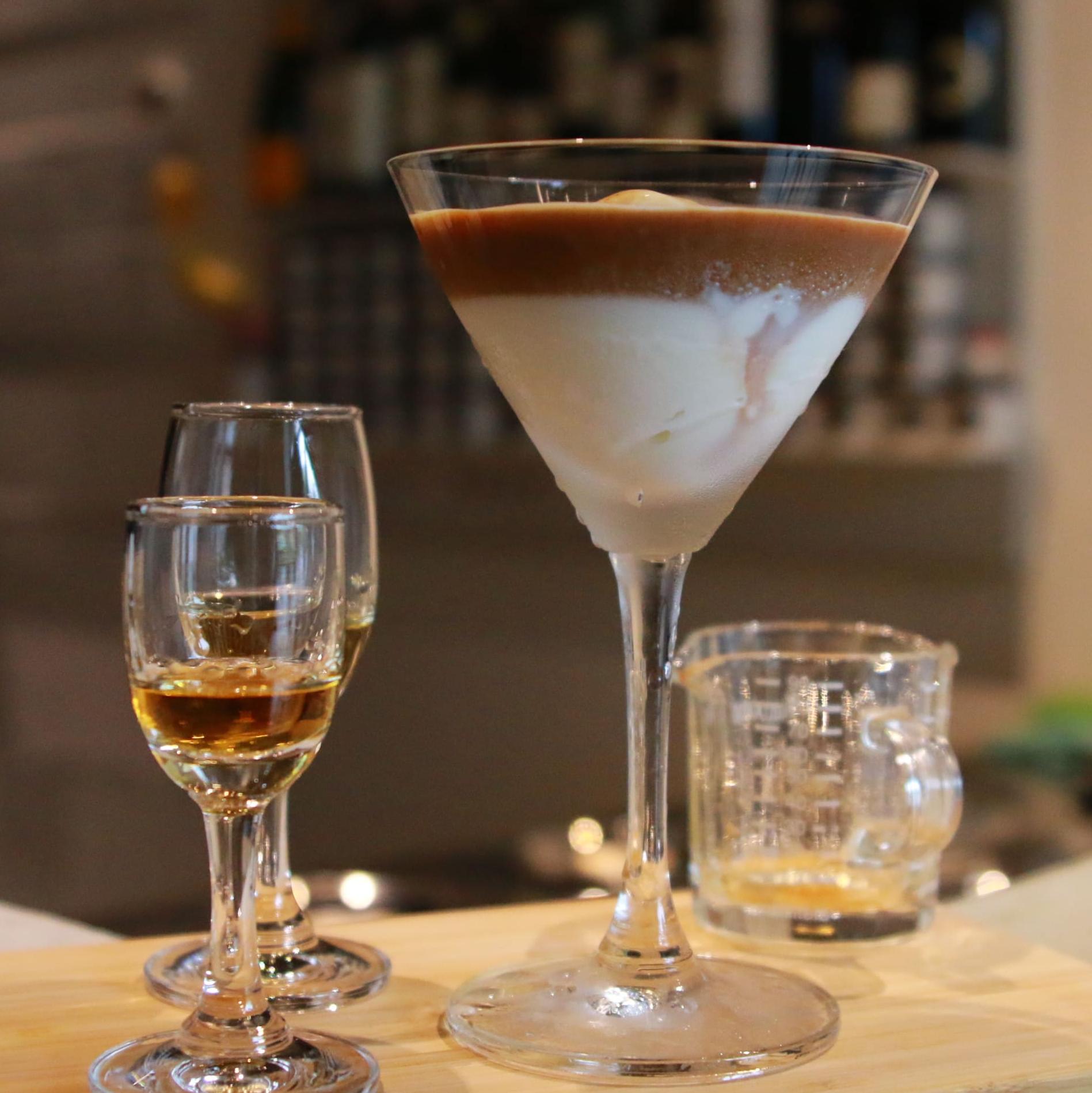 義式冰淇淋佐咖啡、美酒!「ZEIT × LINCK 采。時代」引進歐式飲食風潮,譜出義式獨特味蕾饗宴