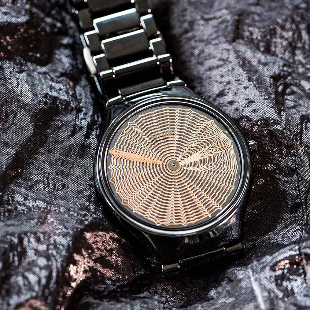 Rado瑞士雷達表攜手設計師Flora Miranda突破手錶設計框架!