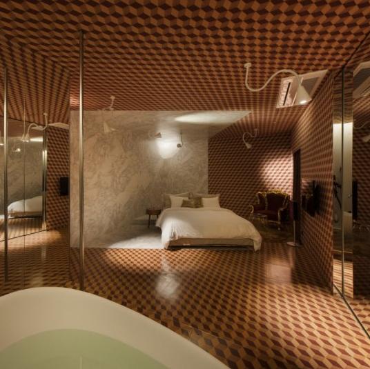 <p>首爾超人氣酒店!每間房間都是打卡聖地!</p>
