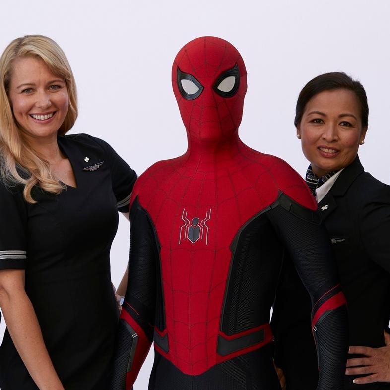 蜘蛛人為你講解!最新飛行安全影片!