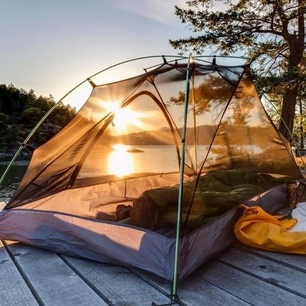山系人士新玩物!透視帳篷是否該入手試試?