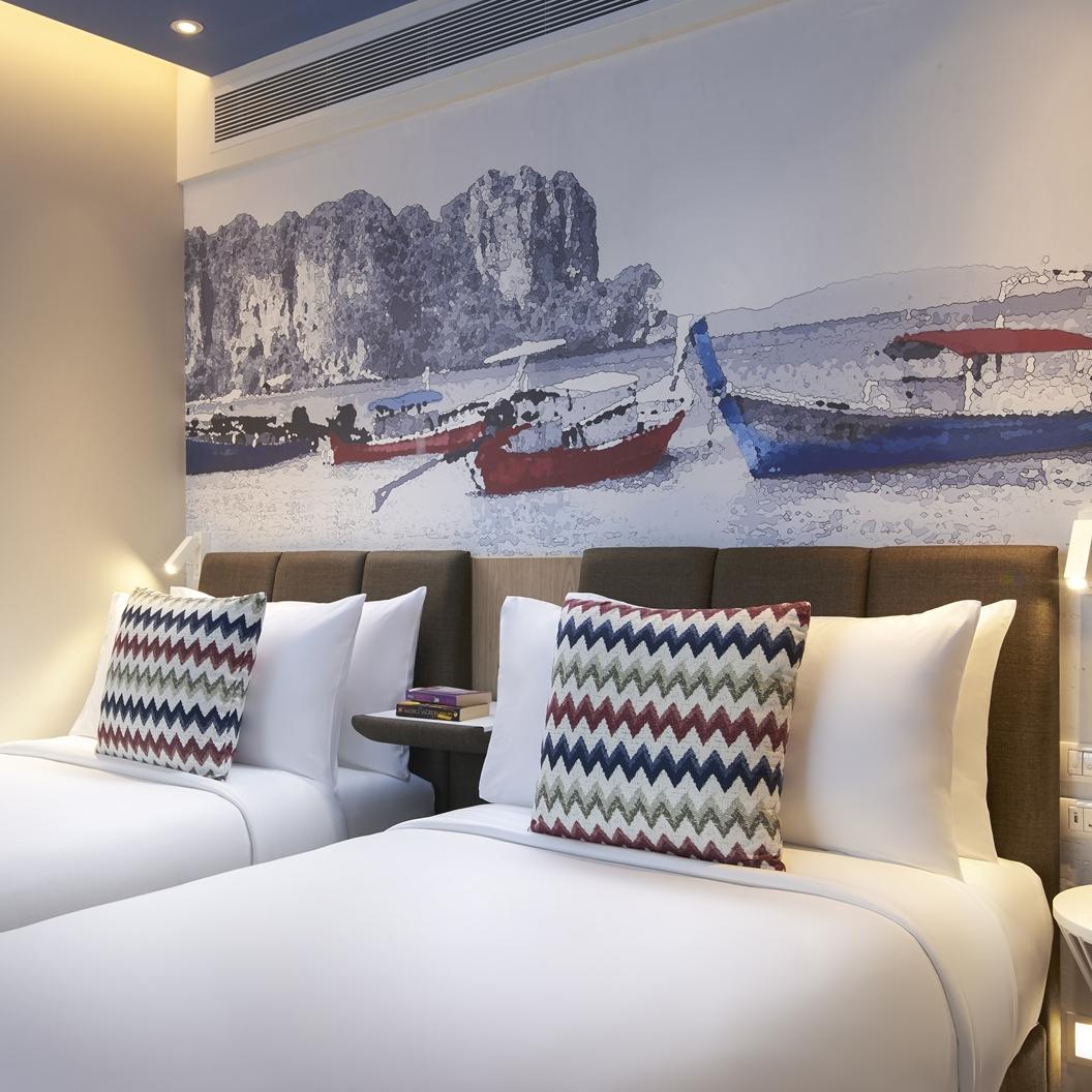 <p>普吉島新酒店開幕 台幣$1600即可享受陽光與海灘!</p>