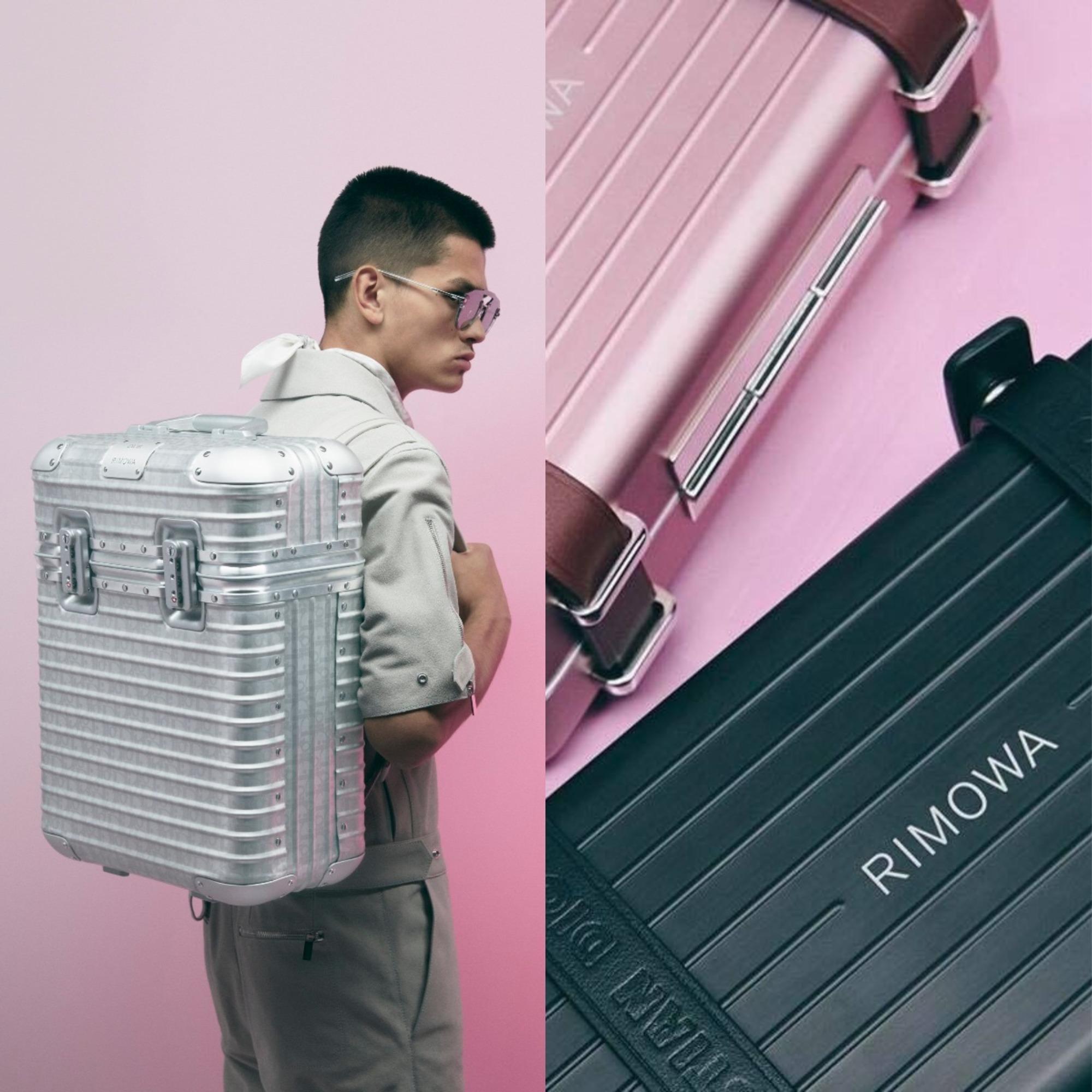Dior攜手RIMOWA 打造「DIOR and RIMOWA」特別系列!