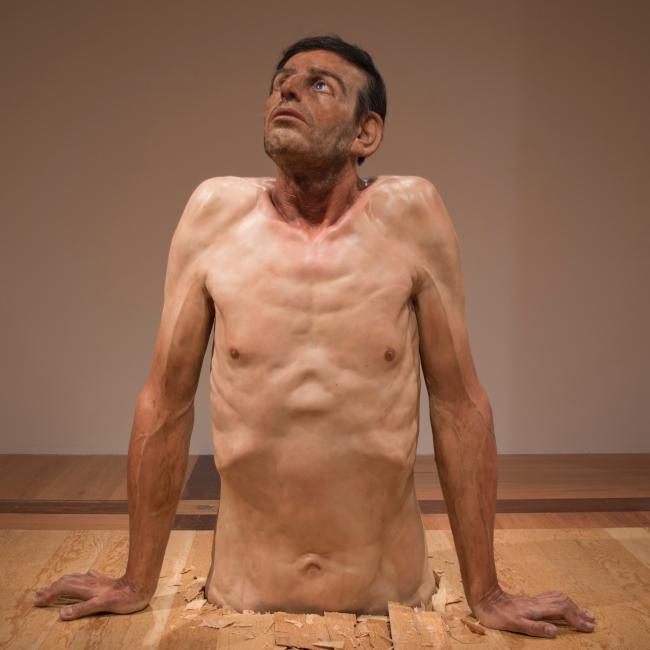 集結 24 位國外藝術家、精選 31 件雕塑作品!台灣首次「幾可亂真|超寫實人體雕塑展」中正紀念堂重磅登場